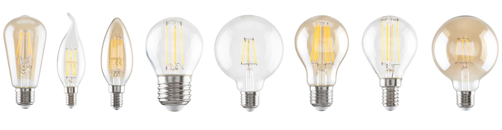 LED filament žarulje