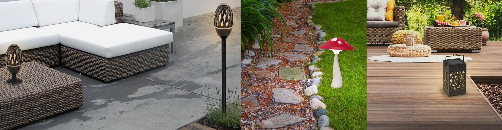 Vanjske dekorativne svjetiljke