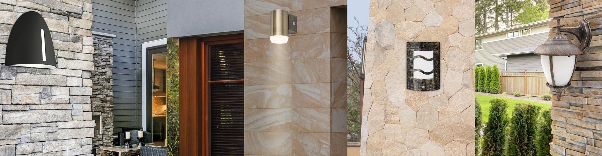 Vanjske zidne svjetiljke